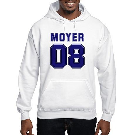 Moyer 08 Hooded Sweatshirt