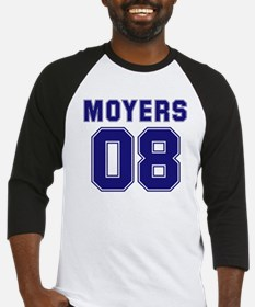 Moyers 08 Baseball Jersey