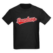 Retro Bombay (Red) T