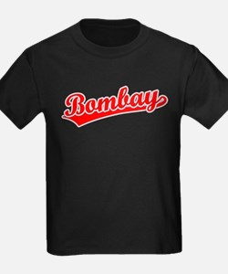 Retro Bombay (Red) T