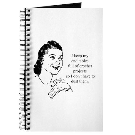 Crochet - Don't Dust Journal