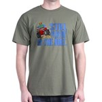 Still Playin' in the Dirt Dark T-Shirt