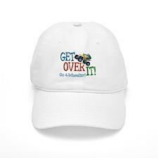 Get Over It - 4 Wheeling Baseball Cap