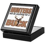 Hunters/Buck Keepsake Box