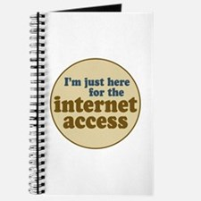 Internet Access Journal