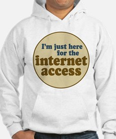 Internet Access Jumper Hoody