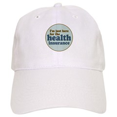 Health Insurance Baseball Cap