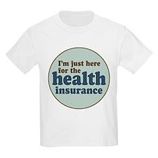 Health Insurance T-Shirt
