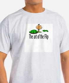 Realestate: The art of the flip Ash Grey T-Shirt