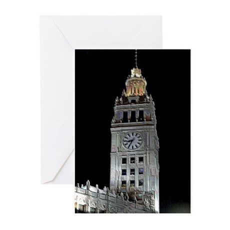 Chicago Tribune Greeting Cards (Pk of 10)