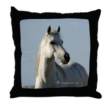 Rescue Benefit Throw Pillow