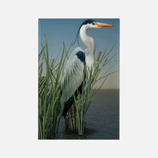 Heron Watch Magnets