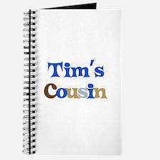 Tim's Cousin Journal