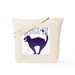 Attack Cat Tote Bag