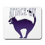 Attack Cat Mousepad