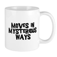 Moves Mysterious Mug