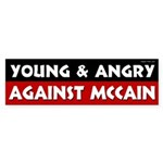 Young, Angry and Against John McCain