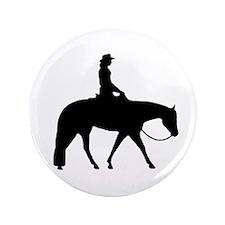 """Western Pleasure Female 3.5"""" Button"""