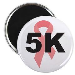 """5K Running 2.25"""" Magnet (10 pack)"""