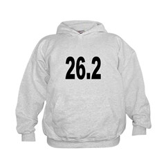 26.2 Marathon Hoodie