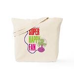 Super Happy Fan Tote Bag