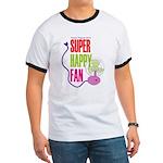 Super Happy Fan Ringer T
