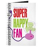 Super Happy Fan Journal
