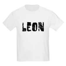 Leon Faded (Black) T-Shirt