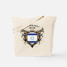 Number One Israeli Mom Tote Bag