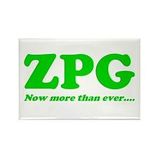 ZPG Rectangle Magnet (100 pack)