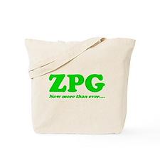 ZPG Tote Bag