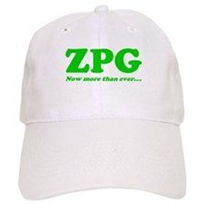 ZPG Baseball Cap