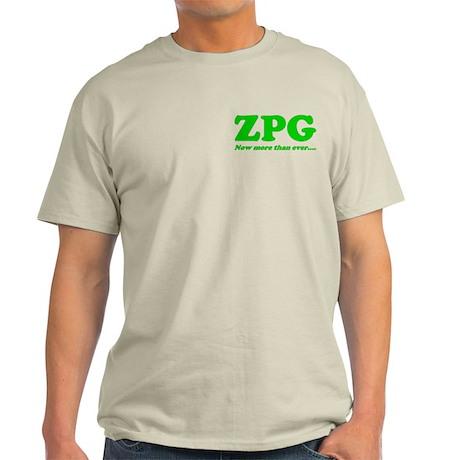 ZPG Light T-Shirt