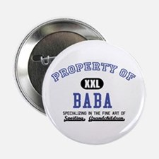"Property of Baba 2.25"" Button"