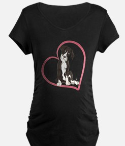NMtl Heart Pup T-Shirt