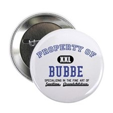 """Property of Bubbe 2.25"""" Button"""