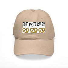Got Pretzels Baseball Cap