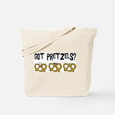 Got Pretzels Tote Bag