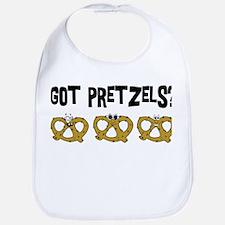 Got Pretzels Bib