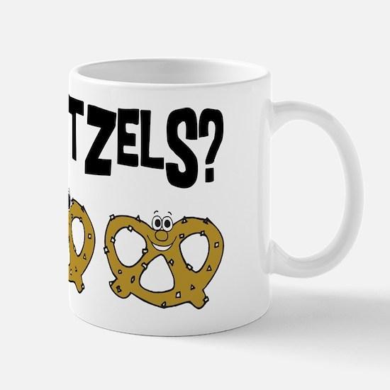Got Pretzels Mug