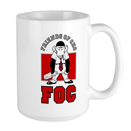 FOC Tshirt Friends of Cho Mugs