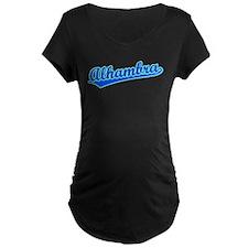 Retro Alhambra (Blue) T-Shirt