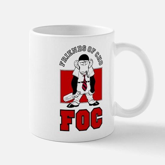 FOC Tshirt Friends of Cho Mugs