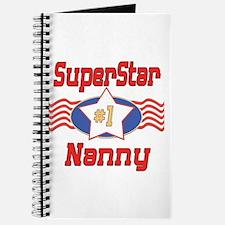Superstar Nanny Journal