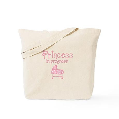 Princess In Progress Tote Bag