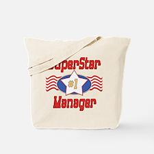 Superstar Manager Tote Bag
