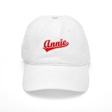 Retro Annie (Red) Baseball Cap