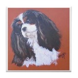 Cavalier king charles spaniel tiles Drink Coasters