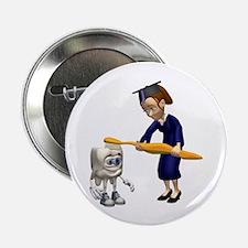 "Dental Hygiene Graduation 2.25"" Button (10 pack)"