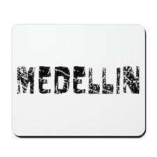 Medellin Faded (Black) Mousepad